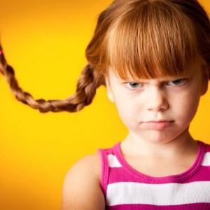 Детские капризы как правильно себя вести