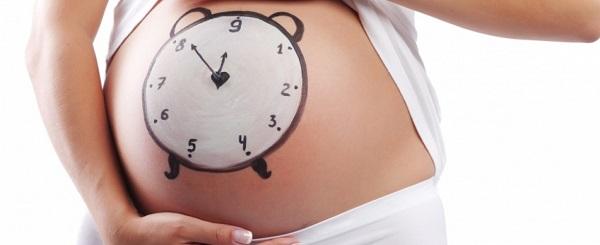 Естественная стимуляция родов: подгоняем малыша