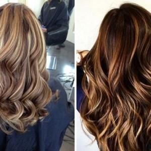 Мелирование волос бывает разным