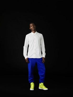 Adidas Blue SS14 -7