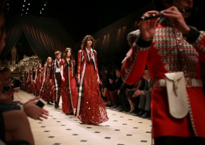 Burberry _London in Los Angeles_ Show Final_001