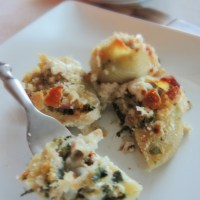 Make Ahead Monday: Tuna Stuffed Shells