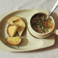 Make Ahead Monday: Turkey and Rice Soup