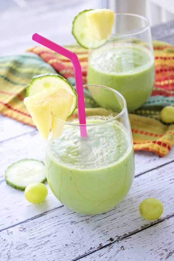 Pick Me Up Green Smoothie