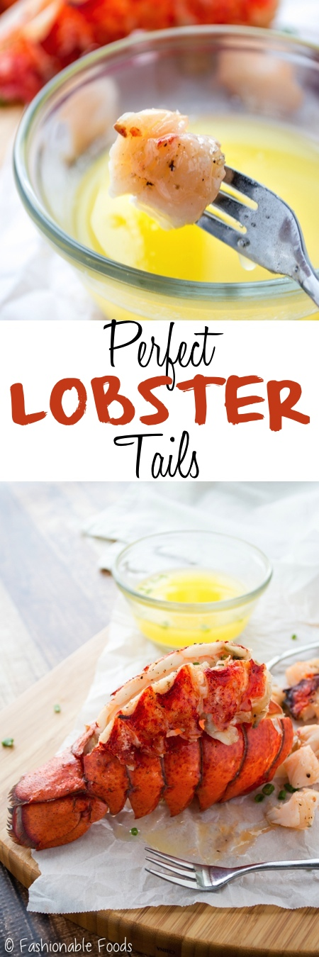 Perfect Lobster Tails Pin