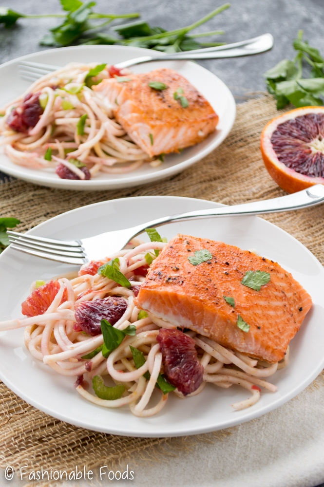 Sriracha Honey Salmon