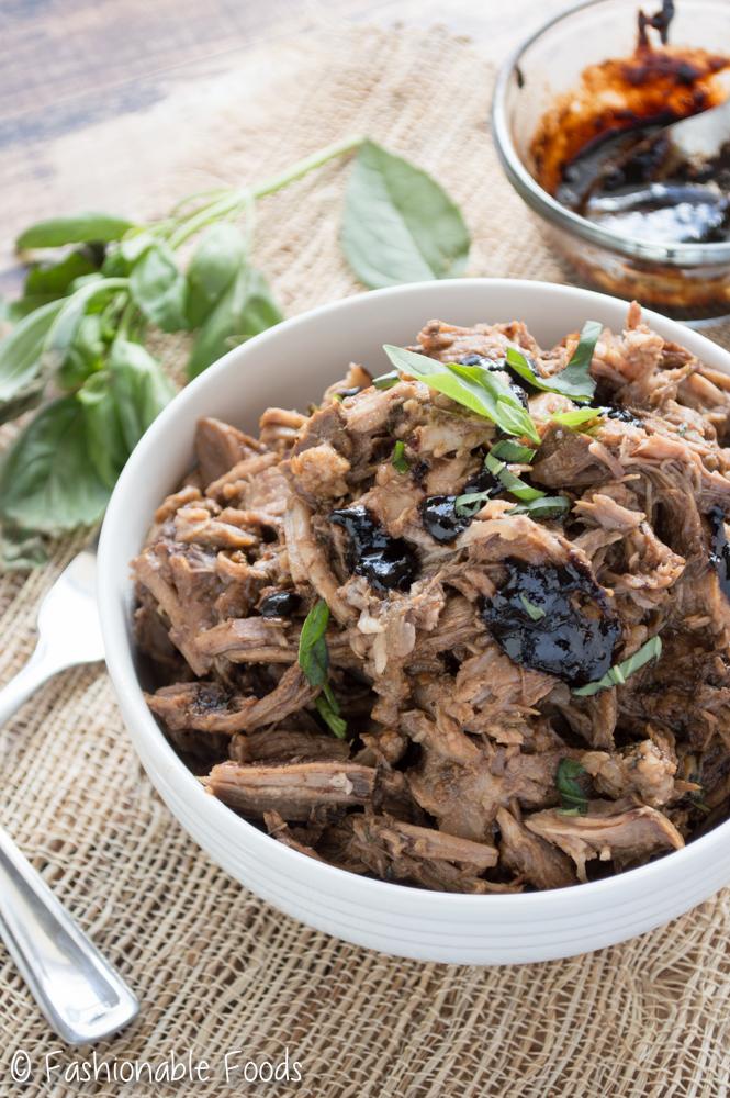 Italian Pulled Pork