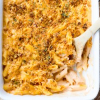 Chipotle Pepper Macaroni and Cheese
