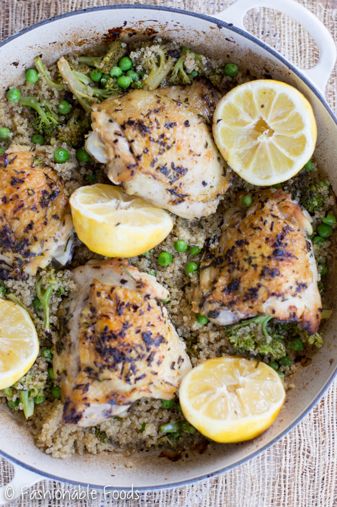 one-pan-chicken-and-quinoa