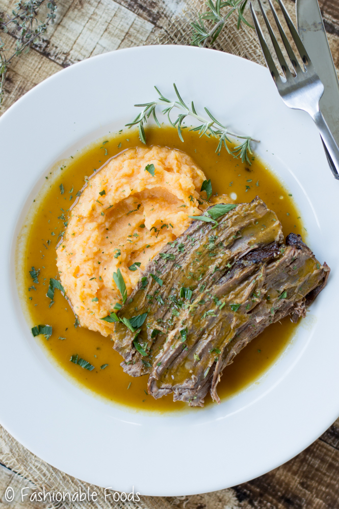 slow-cooker-paleo-pot-roast-with-mashed-sweet-potatoes