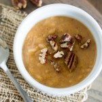 Pumpkin Risotto Rice Pudding