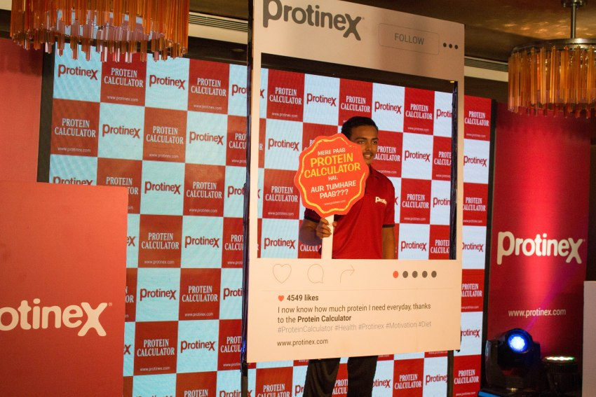 Protein Calculator unveiled by Prithvi Shaw