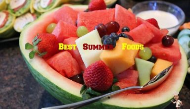 Best Summer Foods List