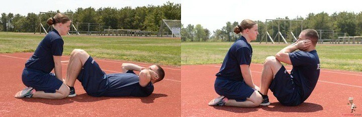 Fat Loss Workouts - Situps