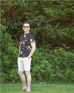 River Island Summer Shirt and shorts