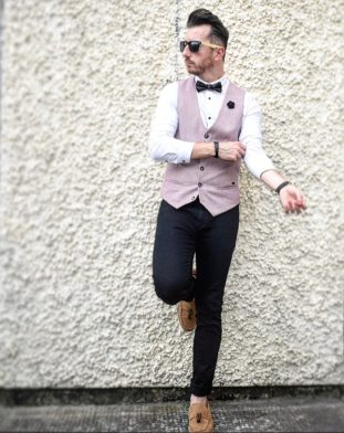 Dapper Dressing with River Island
