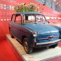 UPDATED: Car brands in Milano 2013 - Mercedes, Aston Martin & Maserati