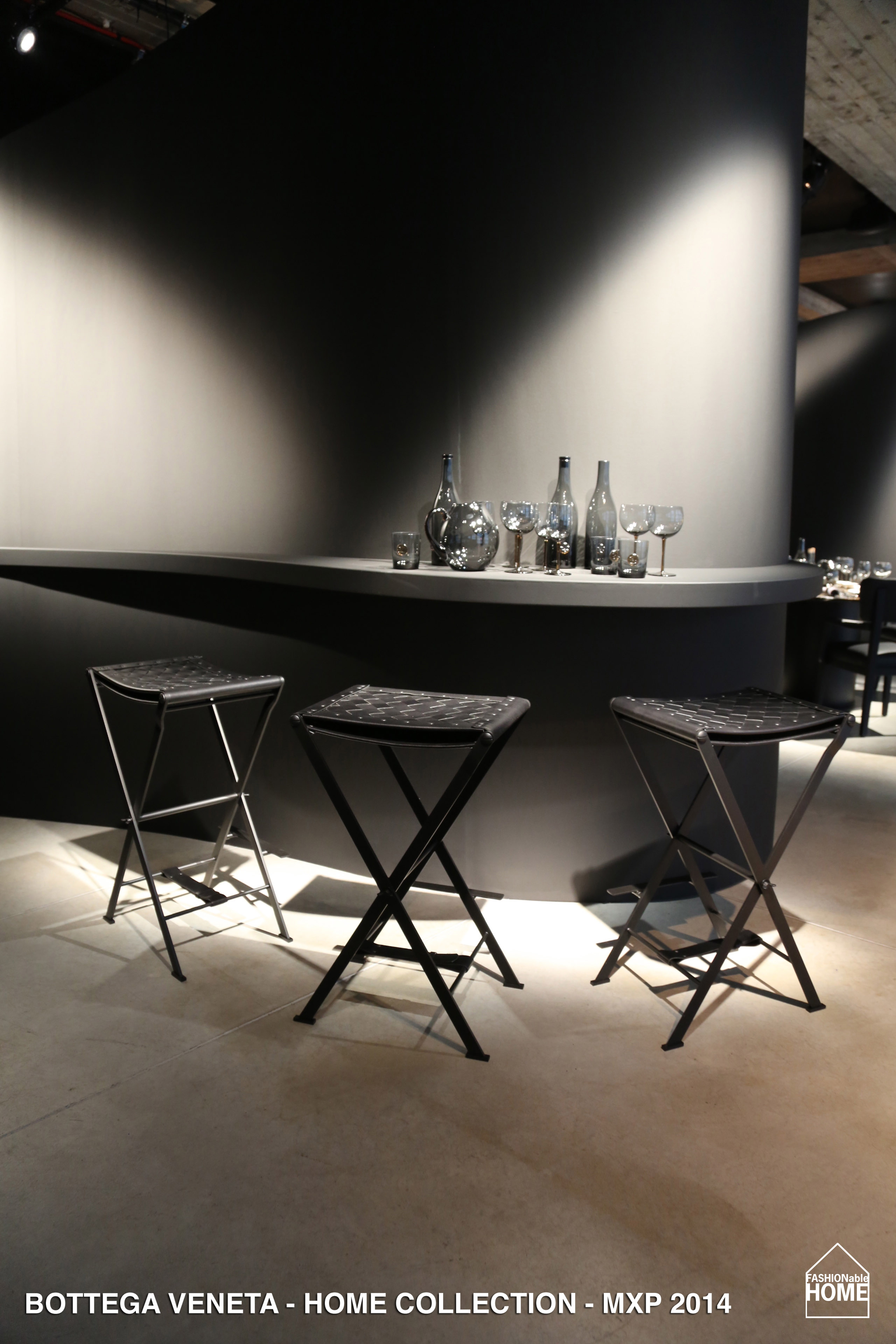 New BOTTEGA VENETA Home Collection  Milano 2014