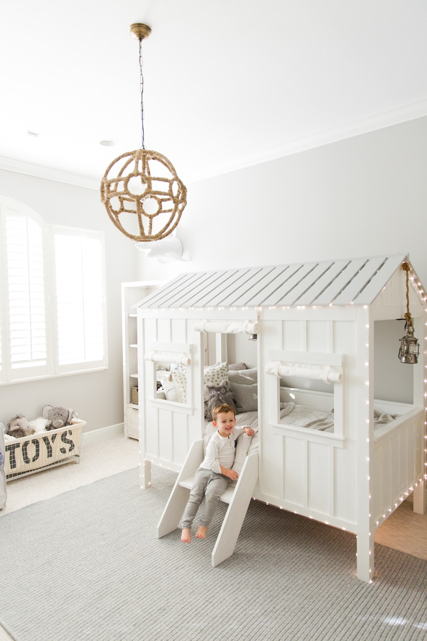 Brookss Toddler Room with RH Baby  Child  Fashionable