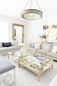 Living Room Updates for Spring with Pottery Barn ...