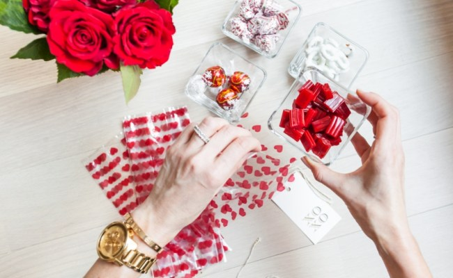 Diy Valentine S Day Gifts Fashionable Hostess