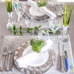 Kitchen Silverware Curtains At Target Dinner Party Spotlight: Lindsey Katalan Of Curated ...