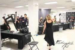 Et voila, le backstage vidé, la fashion week finie! A la prochaine saison :)