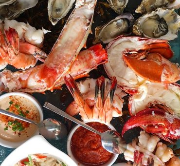 If You Haven't Eaten Your Weight In Raw Seafood, Then You Haven't Truly Sunday Brunched.