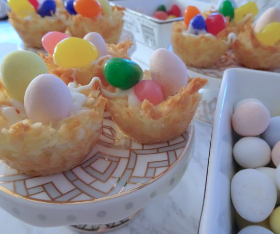 Chic Easter Treats