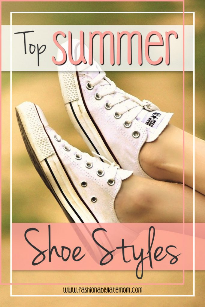 Summer Shoe Styles
