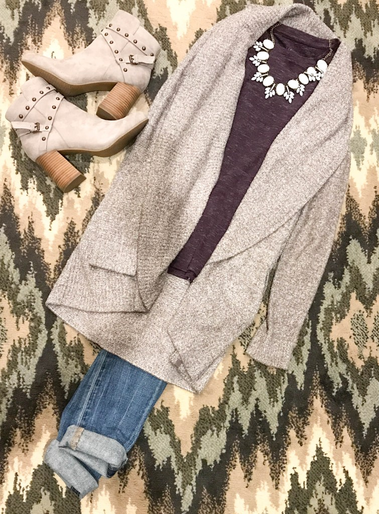 Fall layering pieces