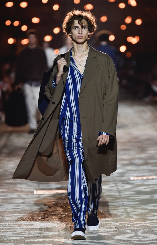 Hugo Men & Women Spring/Summer 2018 Pitti Uomo – Fashionably Male