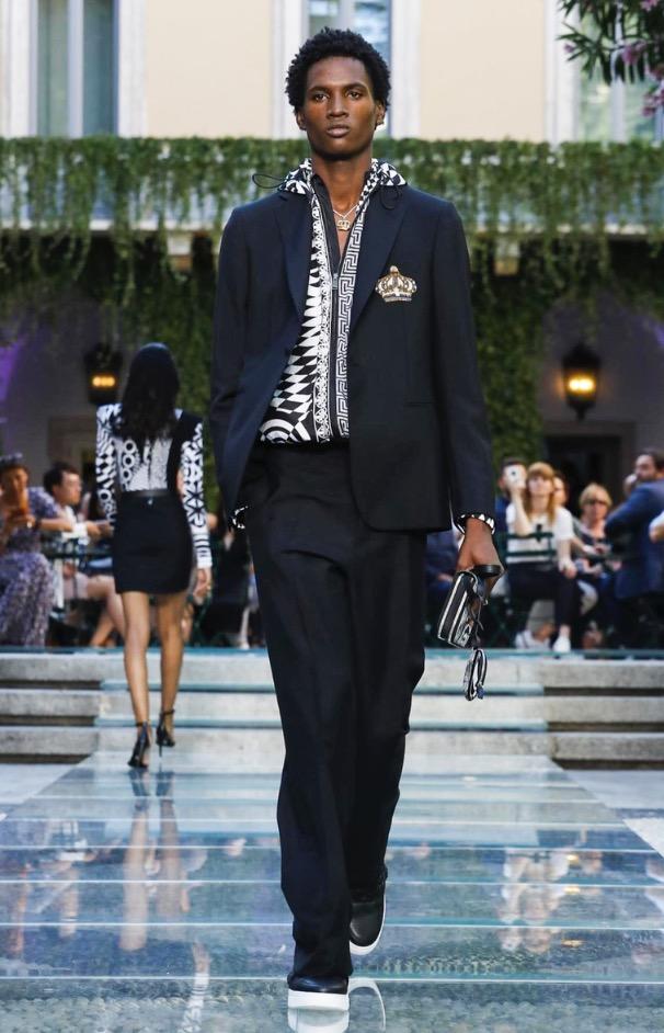 Versace Spring/Summer 2018