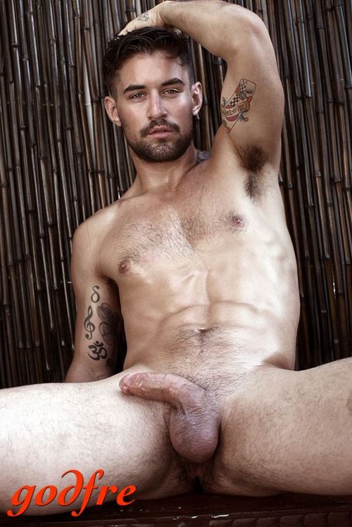 Godfre male model nude benjamin