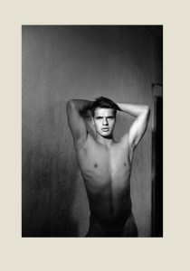 Mama Warned Me About You by Justin Violini for Male Model