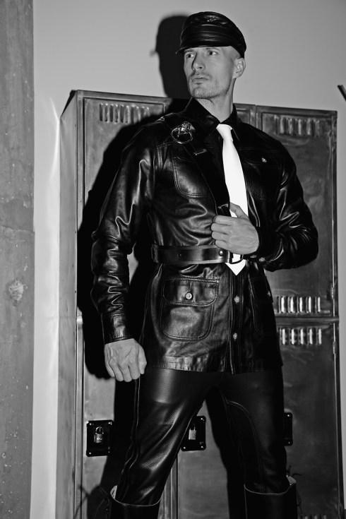 Fascist Fashion By Joseph Lally - Fashionably Male-8102