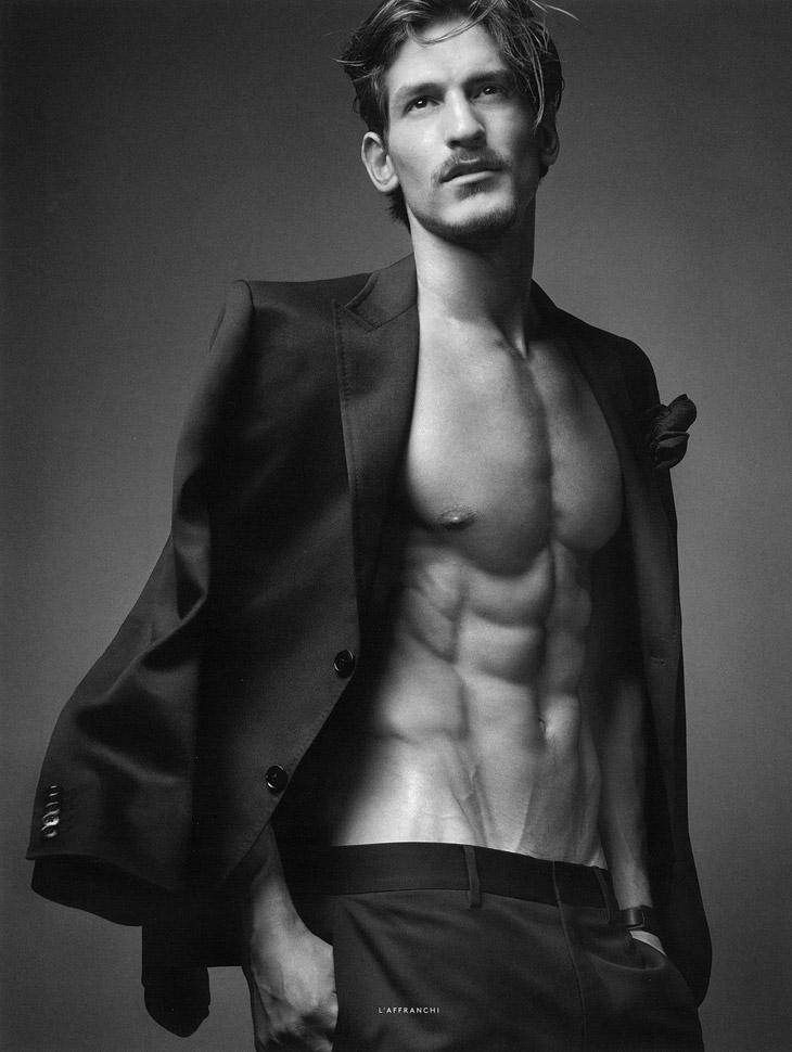 MENS BOOKMARK: Jarrod Scott for Vogue Hommes