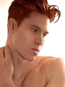 Matt Waters II est ROUX by Joseph Bleu - Fashionably Male