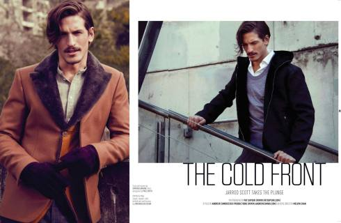 Jarrod Scott by Pat Suspiri