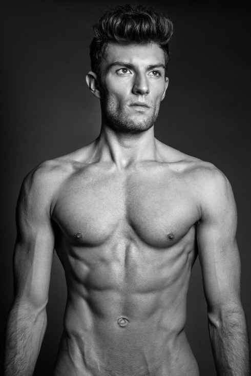 IMAGE AMPLIFIED EXCLUSIVE: Jared North by David Wagner