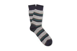 Missoni Patterned-Knit Cotton Socks