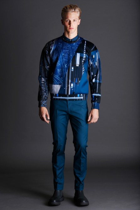 Calvin Klein Collection Mens Pre-Fall 201413