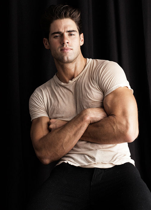 Chad White By Greg Vaughan Fashionably Male
