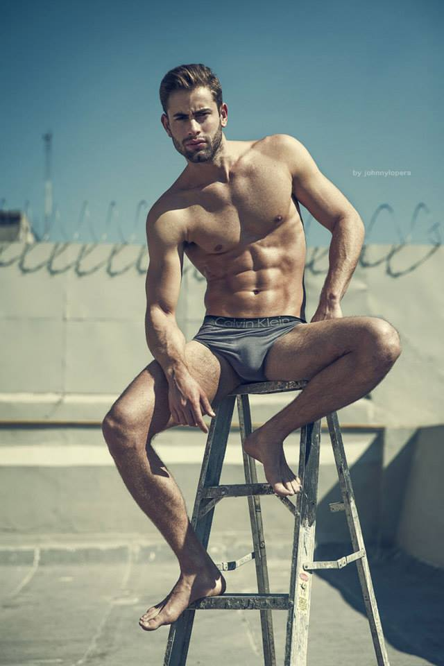 Gabriel Rossi by Johnny Lopera2