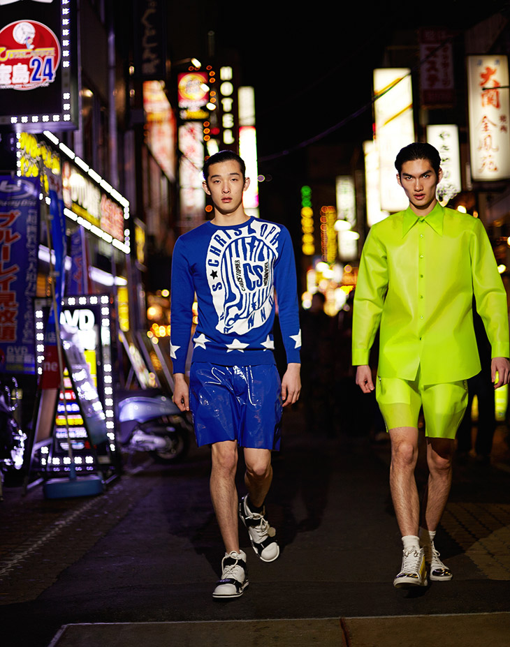 Ryohei Yamada and Shun by Daniel Jaems for Attitude Magazine10
