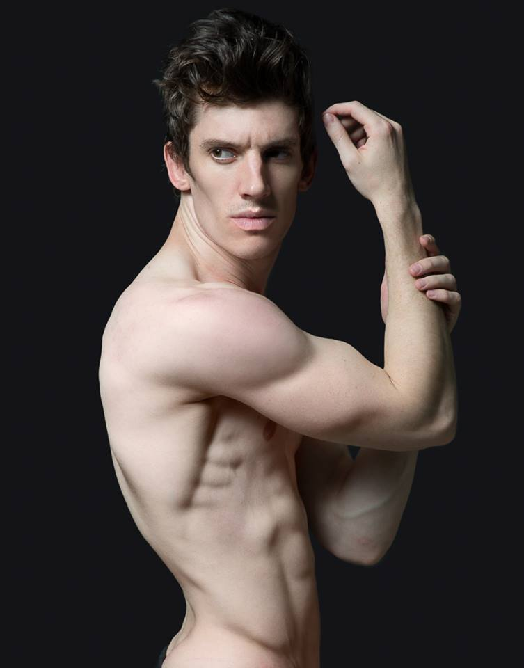 Australian dancer:model Joseph Simons by Brian4