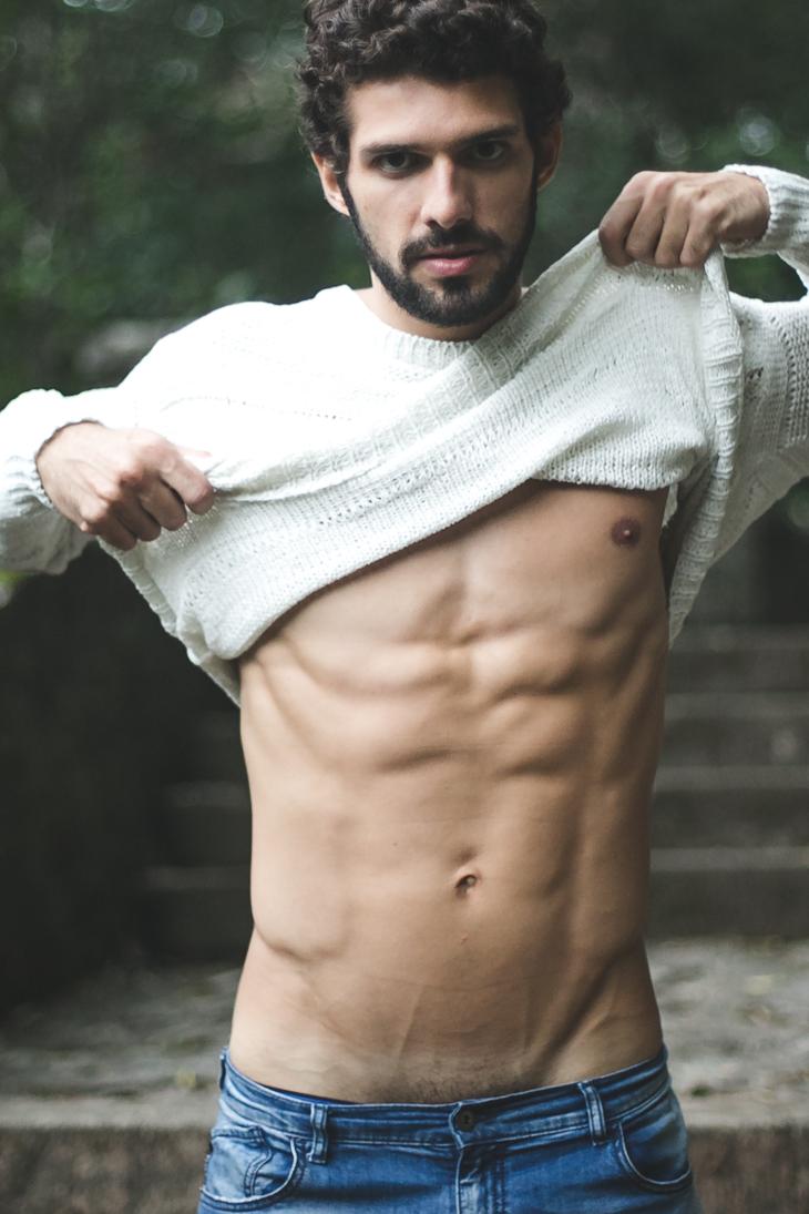 Pedro Carvalho By Jeff Segenreich Fashionably Male
