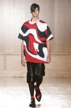 Alexander Macqueen-Menswear Spring Summer 2015 Fashion Show in London