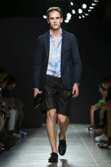Bottega Veneta fashion show, Menswear Colletion Spring Summer 2015 in Milan