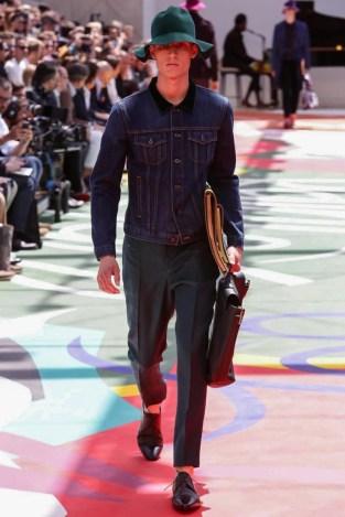 Burberry Prorsum, Menswear, Spring Summer, 2015, Fashion Show in London